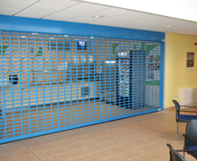 retail security shutters